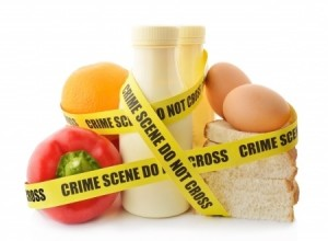 Common foods that cause allergy