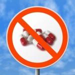 Signage - Say No to Antibiotics